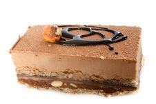 Free Chocolate Cake Royalty Free Stock Photos - 27925888