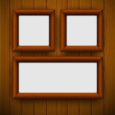 Free Wooden Framework. Stock Photo - 27929680