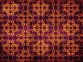 Free Grunge Yellow Pattern On Purple Background Royalty Free Stock Images - 27937999