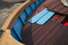 Free Wooden Boats Stock Image - 27931981