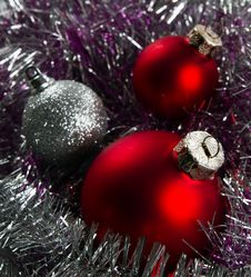Free Baubles Stock Photo - 27932520