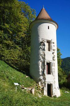 Free Tour D Infernet, Saint-Pierre-d Entremont Stock Image - 27932841