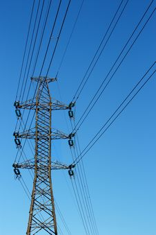 Free Power Lines Stock Photos - 27933343