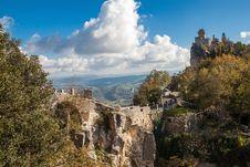 Free San Marino Castle Stock Image - 27935761