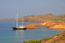 Free Cala Pregonda, Menorca, Spain Royalty Free Stock Photo - 27939965