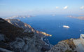 Free Santorini Caldera View Stock Photos - 27941483