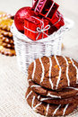 Free Christmas Cookies Stock Photo - 27944630