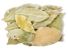 Free Heap Bay Leaves Stock Photos - 27941923