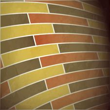 Free Abstract Brick Stock Photography - 27944062