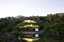 Free Kinkakuji Temple In Kyoto,Japan Royalty Free Stock Photography - 27944347