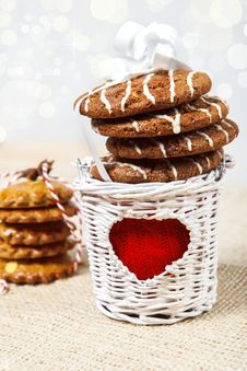 Free Homemade Cookies Stock Photos - 27944613