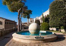 Free Fountain In Republic Of San Marino Stock Photos - 27947133