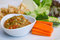 Free Chili With Vegetables And Pork Snack Stock Photo - 27942970