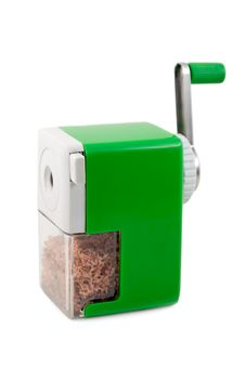 Pencil-sharpener Stock Image