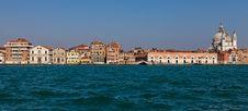 Venetian Cityscape Stock Photography