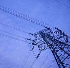 Free Power Tower Stock Images - 27954714