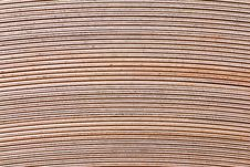 Free Edge Of Copper Foil Coil Royalty Free Stock Photography - 27955867