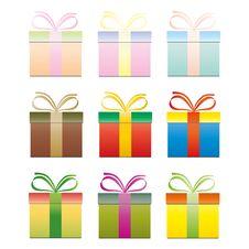 Free Gift Boxes Stock Photos - 27958723