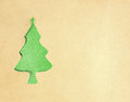 Free Christmas Tree Paper Stock Photo - 27961350