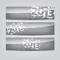 Free Abstract New Year Headers, Banners Stock Images - 27962494
