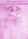 Free Valentine Greeting Card Royalty Free Stock Image - 27962606