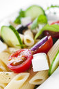 Free Pasta Salad Royalty Free Stock Photo - 27963585