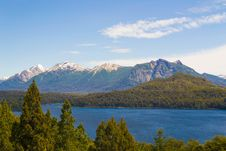 Free Another View Of Bariloche Stock Photography - 27965162