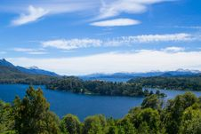 Free Another View Of Bariloche Royalty Free Stock Photo - 27965165