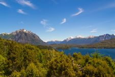 Free Another View Of Bariloche Stock Photo - 27965230