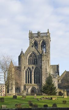 Free Paisley Abbey Royalty Free Stock Photography - 27968937