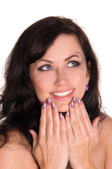 Free Portrait  Beautiful Girl Royalty Free Stock Photos - 27968948