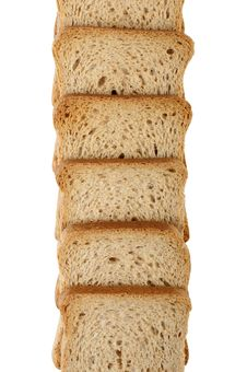 Free The Row Of Bread Crumbs Stock Photo - 27969480