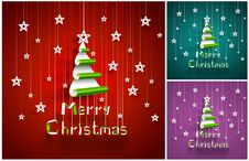 Free Christmas Trees Royalty Free Stock Photos - 27971358