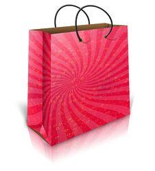 Free Gift Bag Royalty Free Stock Photos - 27973458