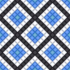 Vector Geometric Seamless Pattern Royalty Free Stock Photo