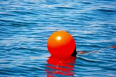 Free Red Buoy Stock Images - 27973684