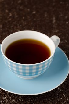 Free A Cup Of Black Tea Royalty Free Stock Photography - 27975717