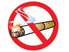 Free No Smoking Stock Photography - 27977402