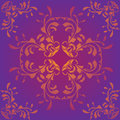 Free Purple Pattern Background Royalty Free Stock Image - 27986786