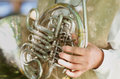 Free French Horn Royalty Free Stock Images - 27987509