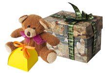Free Teddy Bear Stock Photography - 27982802