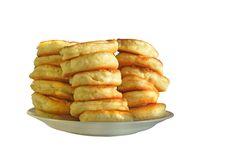 Free Pancakes Royalty Free Stock Image - 27983726
