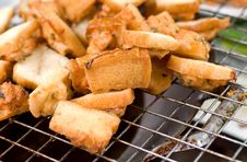 Free Fried Bread Stock Image - 27988251