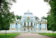 Pavilion Hermitage Royalty Free Stock Photo