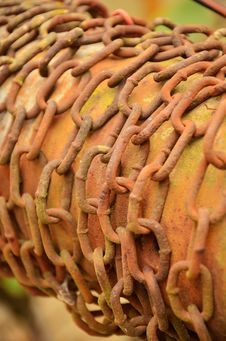 Free Rusty Chain Stock Photo - 27989610