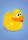 Free Yello_Duck_Vector Stock Image - 27990791