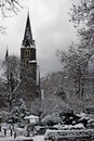 Free Church In Interlaken Royalty Free Stock Photos - 27994358