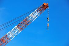 Free Crane Royalty Free Stock Photography - 27990427