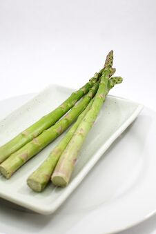 Free Asparagus Stock Image - 27990491