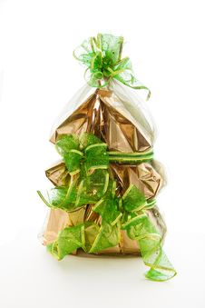 Free Christmas Tree Gift Stock Photos - 27993173